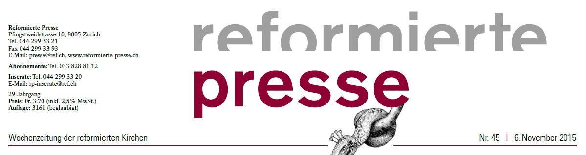 reformierte presse